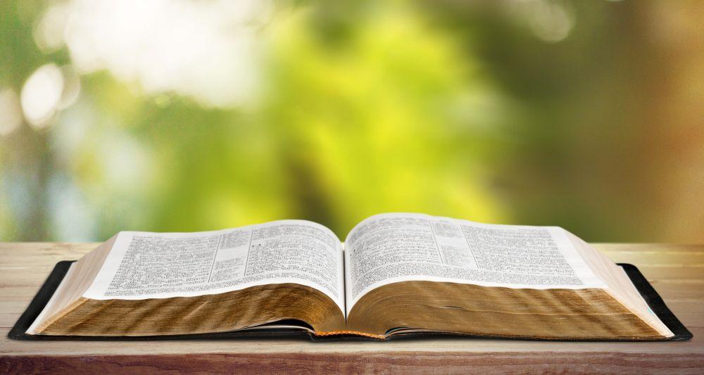 Bible Outside