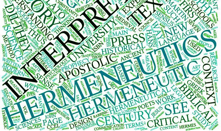 """Hermeneutics Disciplines Concept"" - Digital Image by Aihumnoi"